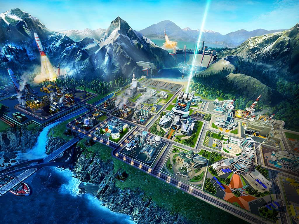 Gameloft War Planet Online