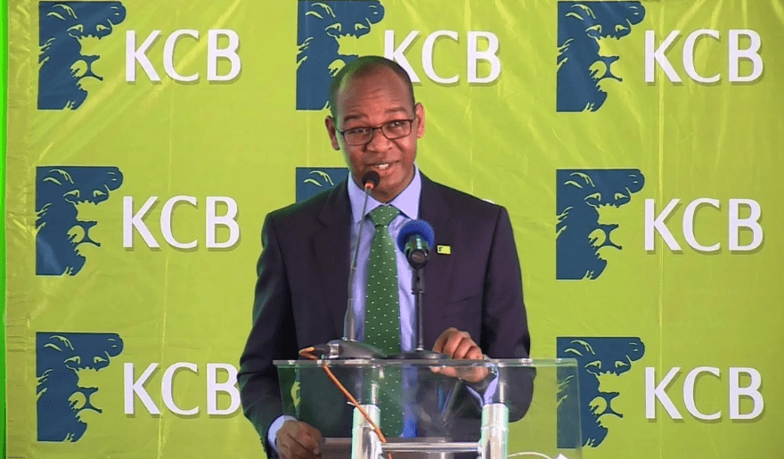 How KCB bank is creating employment for youth in agribusiness