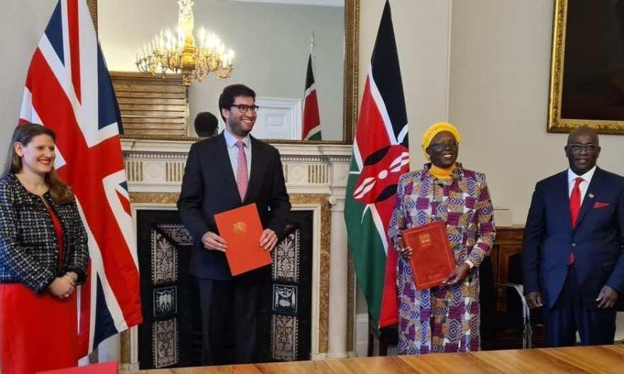 the Kenya, UK trade deal mkulimatoday.com