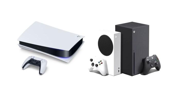 PS5 Xbox
