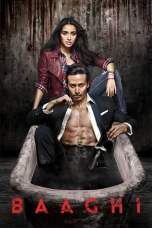 Baaghi 2016 BluRay 480p 720p Watch & Download Full Movie