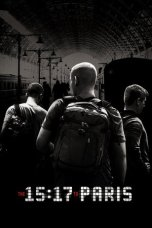 The 15:17 to Paris 2018 BluRay 480p 720p Watch & Download Full Movie