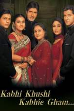 Kabhi Khushi Kabhie Gham 2001 BluRay 480p & 720p Full HD Movie Download
