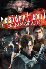 Resident Evil: Damnation 2012 BluRay 480p & 720p Full HD Movie Download