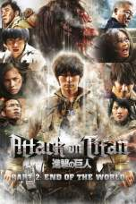 Attack on Titan 2: End of the World 2015 BluRay 480p & 720p Full HD Movie Download