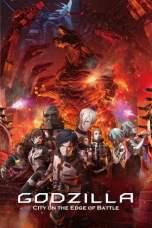 Godzilla: City on the Edge of Battle 2018 WEB-DL 480p & 720p Full HD Movie Download
