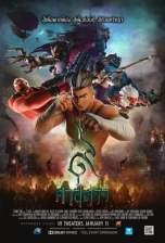 The Legend of Muay Thai: 9 Satra (2018) WEB-DL 480p & 720p HD Movie Download