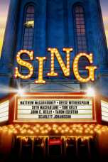 Sing (2016) BluRay 480p & 720p HD Movie Download