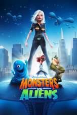 Monsters vs. Aliens (2009) BluRay 480p & 720p HD Movie Download