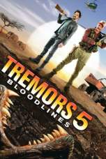 Tremors 5: Bloodlines (2015) BluRay 480p & 720p Free Movie Download