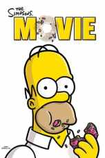 The Simpsons Movie (2007) BluRay 480p & 720p HD Movie Download