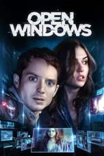 Open Windows (2014) BluRay 480p & 720p Free HD Movie Download