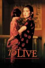 To Live (1994) BluRay 480p & 720p Free HD Movie Download