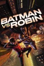 Batman vs. Robin (2015) BluRay 480p & 720p Free HD Movie Download