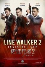 Line Walker 2: Invisible Spy (2019) BluRay 480p & 720p Sub Indo