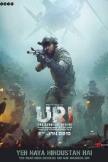 Uri: The Surgical Strike (2019) BluRay 480p & 720p Hindi Movie Download