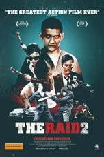 The Raid 2: Berandal (2014) BluRay 480p & 720p HD Movie Download