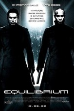 Equilibrium (2002) BluRay 480p & 720p Free HD Movie Download
