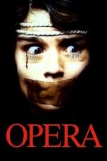 Opera (1987) BluRay 480p & 720p Free HD Movie Download Eng Sub