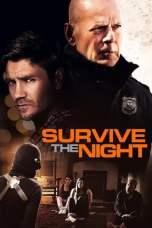 Survive the Night (2020) BluRay 480p & 720p Movie Download