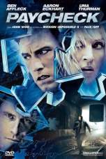 Paycheck (2003) BluRay 480p & 720p Free HD Movie Download
