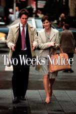 Two Weeks Notice (2002) BluRay 480p & 720p Free HD Movie Download