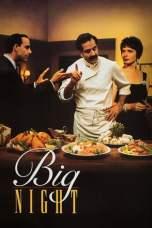Big Night (1996) WEBRip 480p & 720p Free HD Movie Download