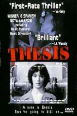Thesis (1996) BluRay 480p & 720p Free HD Movie Download