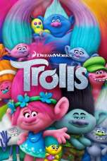 Trolls (2016) BluRay 480p & 720p Free HD Movie Download