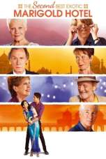 The Second Best Exotic Marigold Hotel (2015) BluRay 480p, 720p & 1080p Mkvking - Mkvking.com