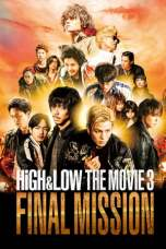 High & Low: The Movie 3 - Final Mission (2017) BluRay 480p 720p Download