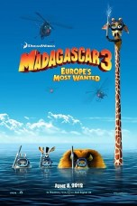 Madagascar 3: Europe's Most Wanted (2012) BluRay 480p & 720p