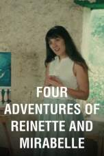 Four Adventures of Reinette and Mirabelle (1987) BluRay 480p & 720p