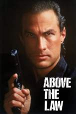 Above the Law (1988) BluRay 480p, 720p & 1080p Movie Download