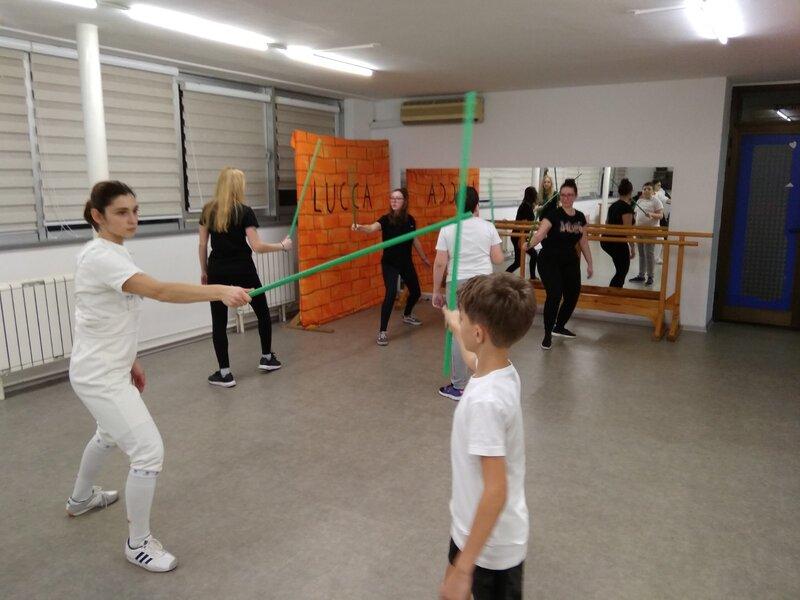 Škola mačevanja Sarajevo