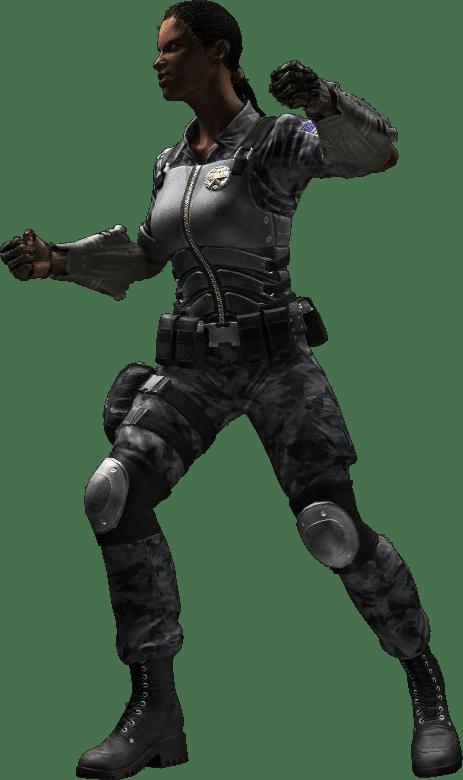 MKWarehouse Mortal Kombat X Jacqui Briggs