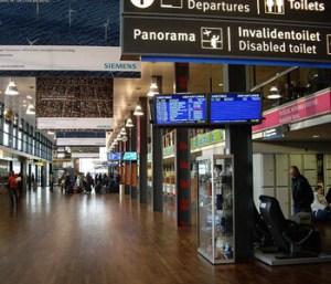 luchthaven van rotterdam