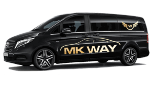 luchthavenvervoer taxi van Halen