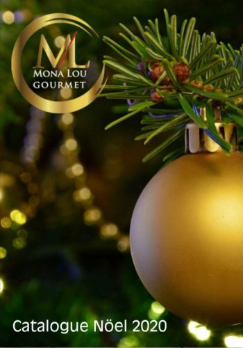 Catalogue noël 2020 Mona lou gourmet