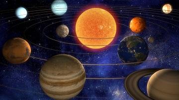 Планеты в ведической астрологии
