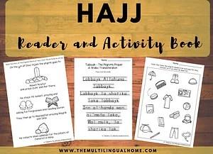 Hajj Activity Book and Reader