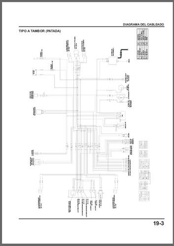 Manual De Taller Honda 125 Stunner 326 Páginas En Español