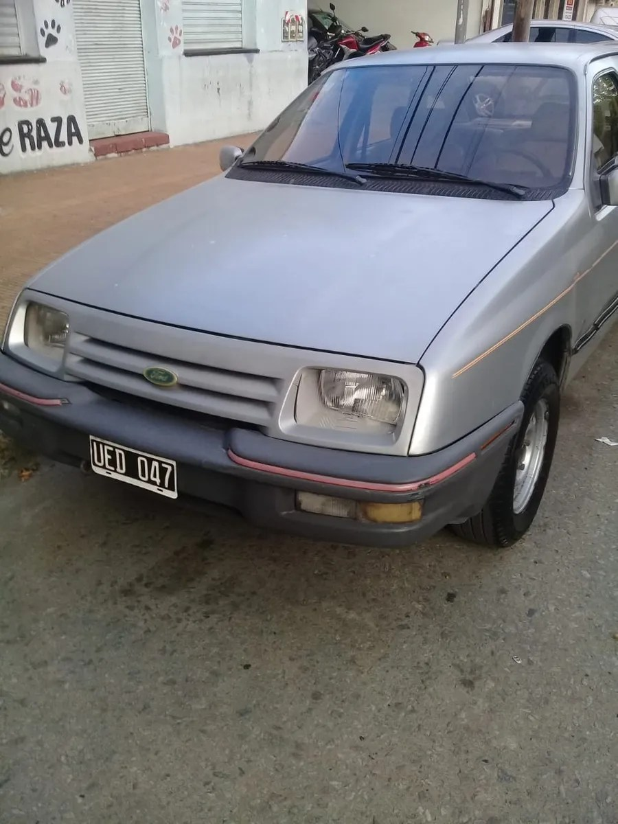 hight resolution of ford sierra 1984