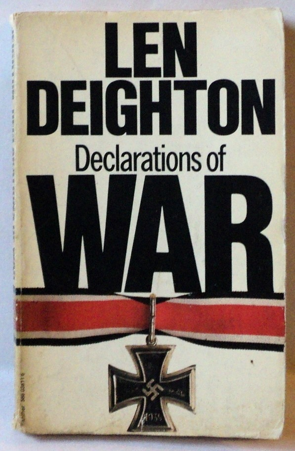 1970s paperback edition of Declarations of War