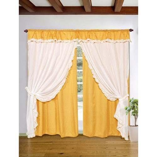 Fotos de cortinas para living  Imagui