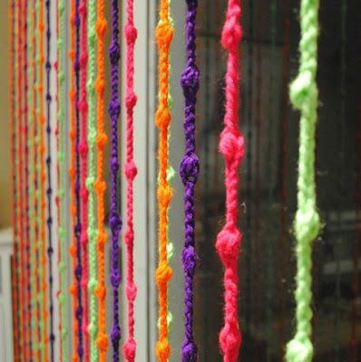 Cortinas Al Crochet 220 b319F  Precio D Argentina