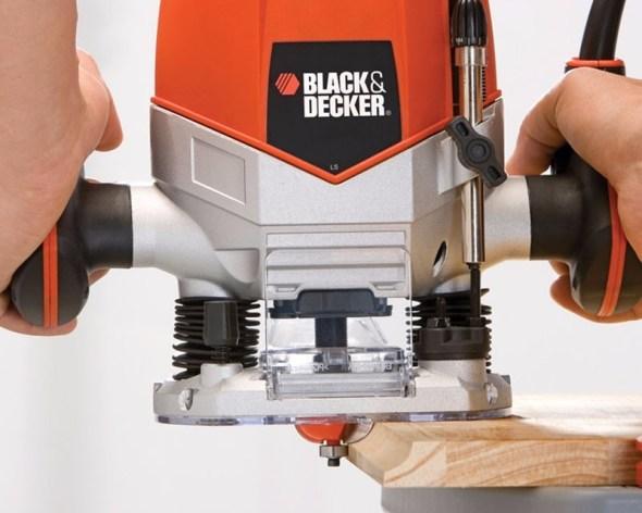 Black & Decker RP250 review