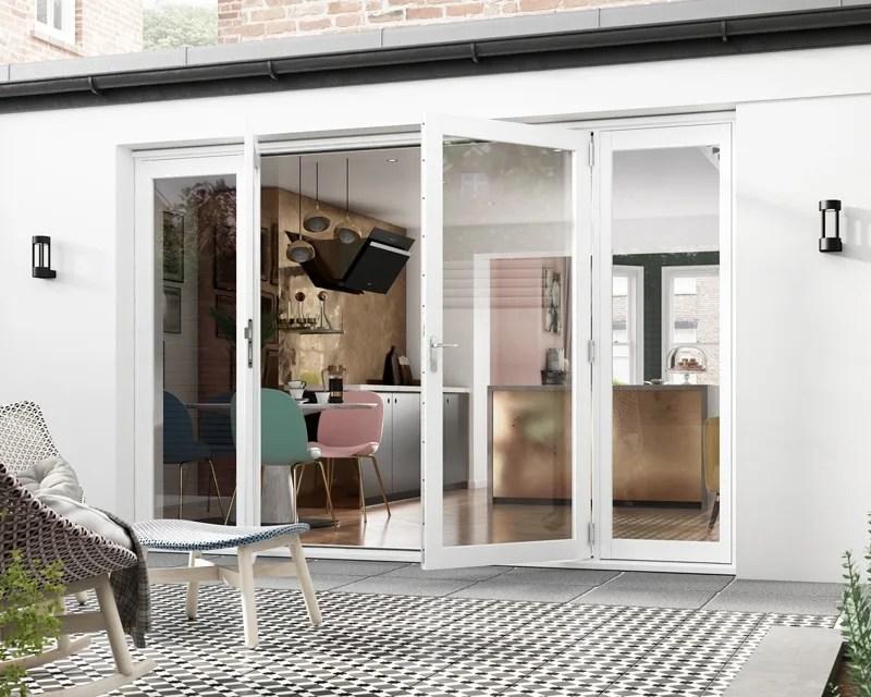 icon white french 3m patio doors aspire doors