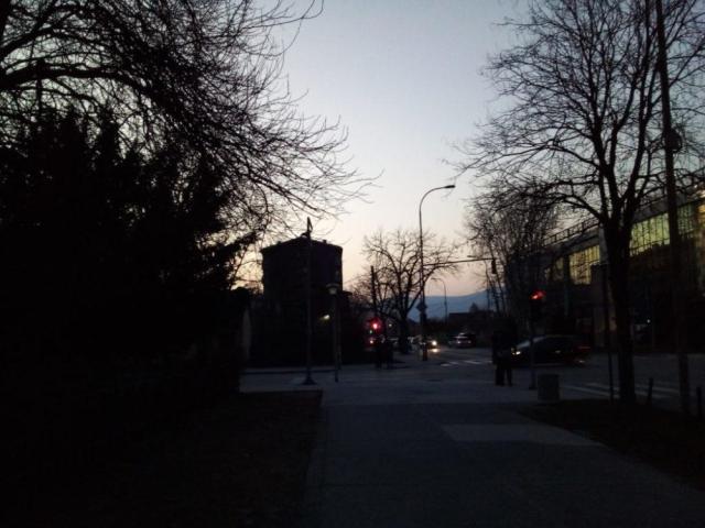 Sportski centar ulica