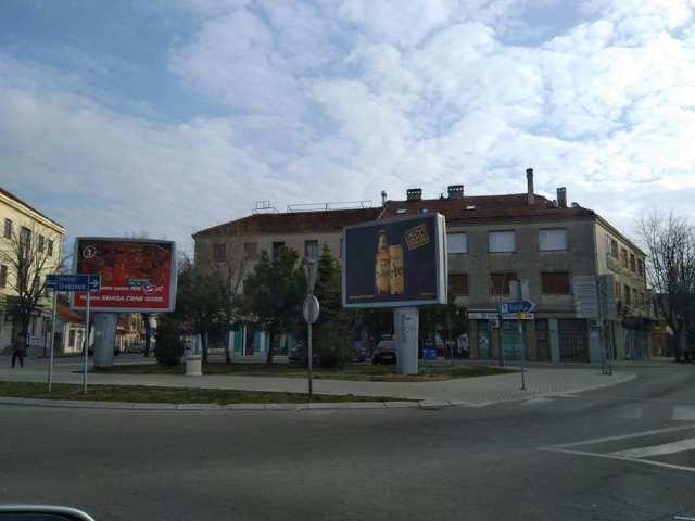 Bulevar, Nikšić